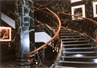 Patricia Green staircase Ford Showroom in Yung Ping Road (HONG KONG)